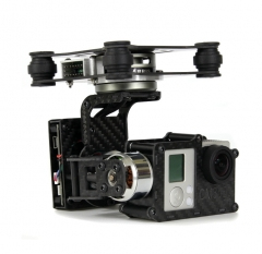 ARRISHOBBY CM3000pro 3-Axis Brushless Motor Gimbal for Gopro 3 3+ 4(Alexmos 32bit Version)