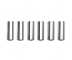 M2.5 x 10 Metal Column (6 PCS)
