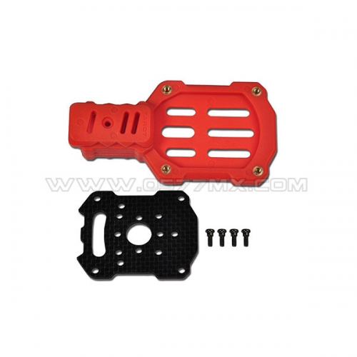 Tarot New 16MM Motor Mount for Multicopter/ Red TL68B19