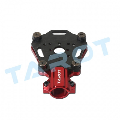 Tarot 16mm Suspended Motor Mount Red TL68B33