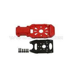 16MM Clamping Motor Mount/Red TL68B26