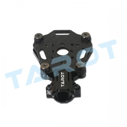 Tarot 16mm Suspended Motor Mount Black