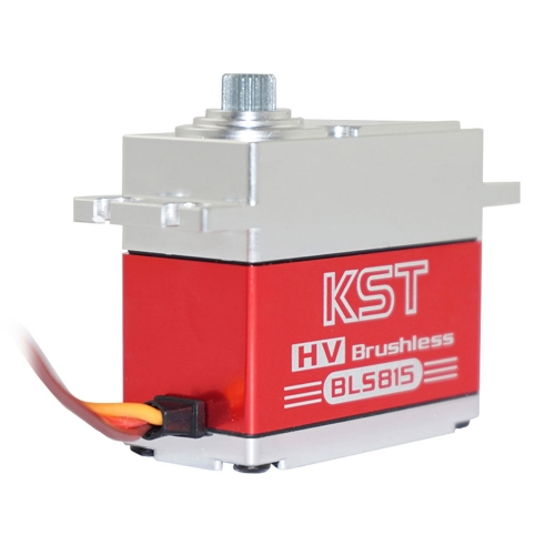 KST BLS815 20KG Large Torque Metal Gear Servo for 550-700 Class Helicopter