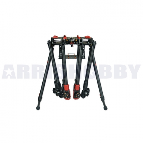 Tarot X8 Pro 8 Axis Heavy Lift  Multirotor Frame Kit with Retracts for Aerial Photography
