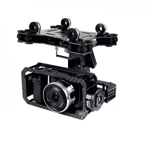 ARRISHOBBY ZHAOYUN pro 3-Axis Brushless Gimbal Alexmos 32bit Version