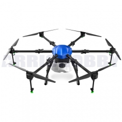 ARRIS E616S 6 Axis 16L 16kg UAV Agricualtural Spraying Drone with DJI E5000 Advance Propulsion System  Super Combo