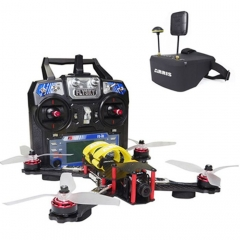 ARRIS C250 FPV Racing Quad FPV RTF Combo with EV800D FPV Goggle