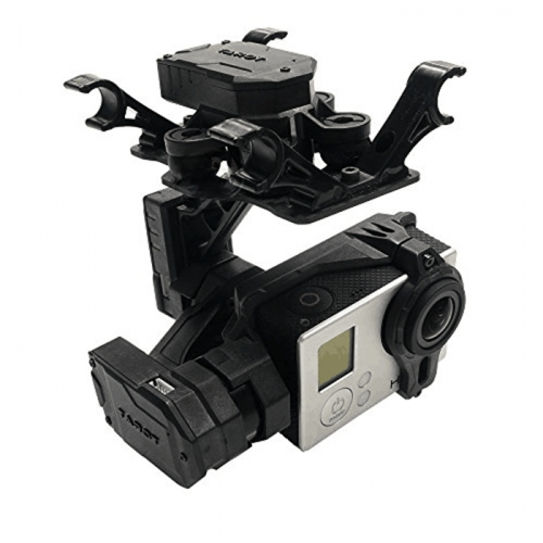 Tarot 3-Axis Brushless Gimbal T4-3D for Gopro 3 4 Cameras TL3D01