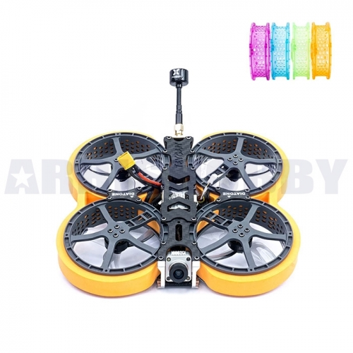 Diatone Taycan 25 DUCT 2.5 Inch 4S HD Cinewhoop FPV Racing Drone PNP Version with CADDX Vista