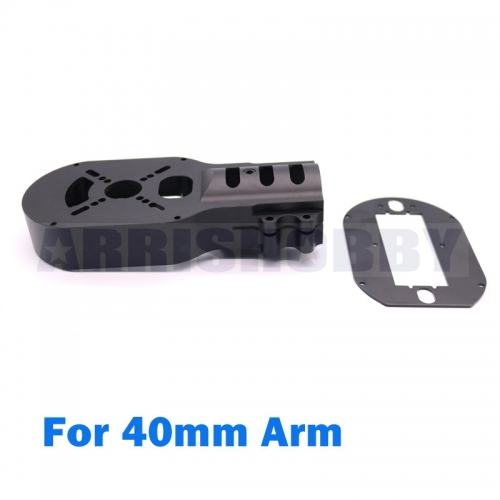 Motor Mounts for 40mm Outer Diamater Arms